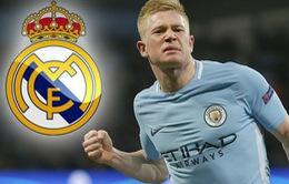 Chuyển nhượng bóng đá quốc tế ngày 14/9: Real Madrid muốn mua De Bruyne phải chồng đủ 250 triệu euro