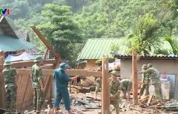 Thanh Hóa: Gần nửa tháng sau trận lũ lịch sử, bản Poọng vẫn ngổn ngang