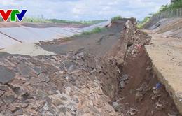 Sớm khắc phục sự cố tại hồ bùn đỏ nhà máy alumin Nhân Cơ