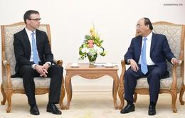 Thủ tướng đề nghị Estonia giúp xây dựng Chính phủ điện tử
