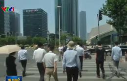 2/3 doanh nghiệp Mỹ tại Trung Quốc thiệt hại vì căng thẳng thương mại