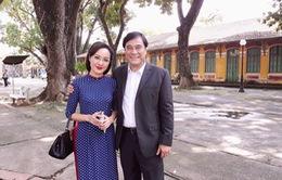 BTV Hoài Anh lần đầu tiết lộ về vai diễn với NSƯT Mạnh Cường