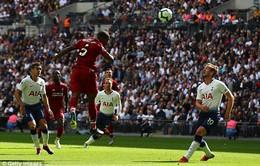 Công nghệ Goalline giúp sao Liverpool lần đầu ghi bàn trên sân khách