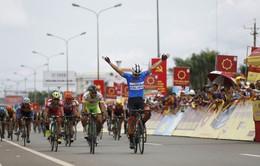 Chặng 13 giải xe đạp quốc tế VTV Cup Tôn Hoa Sen 2018: Im Jaeyeon tiếp tục về nhất chặng