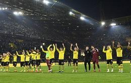 Kết quả bóng đá châu Âu rạng sáng 15/9: PSG 4-0 Saint Etienne, Dortmund 3-1 Eintracht Frankfurt