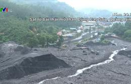 Liên tục xảy ra các sự cố vỡ đập bãi thải công nghiệp