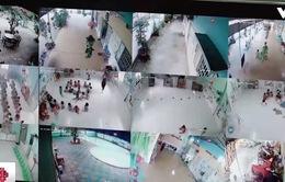 Bình Dương: Công nhân yên tâm làm việc vì nhà trẻ được lắp camera giám sát