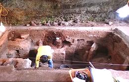 Việt Nam lần đầu tiên phát hiện xương người tiền sử ở hang núi lửa