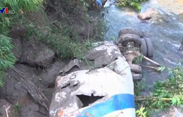 Tai nạn thảm khốc ở Lai Châu: Số nạn nhân tử vong tăng lên 13 người
