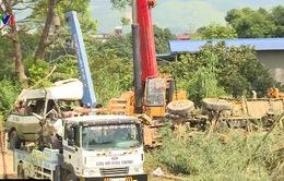 Tai nạn thảm khốc 13 người chết ở Lai Châu: Xe bồn chạy 109km/h mất phanh