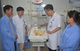 Cứu sống thành công trẻ sinh non 800g ở tuần thai thứ 27