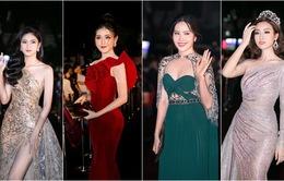 """Dàn sao """"đổ bộ"""" thảm đỏ hoành tráng của Chung kết Hoa hậu Việt Nam 2018"""