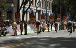 Tổng hợp chặng 14 giải xe đạp quốc tế VTV Cup Tôn Hoa Sen 2018: Im Jaeyeon nhất chặng, David van Eerd bảo vệ áo vàng