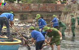 500 thanh niên ra quân hưởng ứng Chiến dịch làm cho thế giới sạch hơn năm 2018