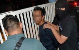 Malaysia bắt giữ 10 nghi can âm mưu khủng bố