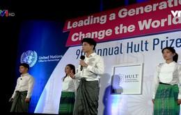 Mô hình sấy gạo cải tiến giành giải Hult Prize