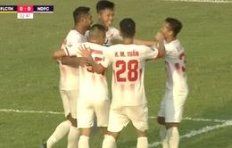 FLC Thanh Hóa 2-2 CLB Nam Định: Chia điểm kịch tính với 4 bàn thắng và 2 thẻ đỏ!