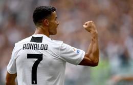 Kết quả bóng đá quốc tế sáng 17/9: Juventus nối dài mạch thắng khi Ronaldo lần đầu lập công, Everton bất ngờ thất bại trên sân nhà