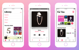 Apple Music thêm nhiều tính năng mới và dễ dùng hơn trên iOS 12