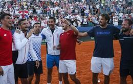 Davis Cup: ĐT Croatia lần thứ 3 vào chung kết