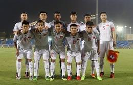U19 Việt Nam thất bại 1-4 trước chủ nhà U19 Qatar ở trận đầu tiên Cúp Tứ Hùng