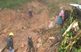 Lở đất ở miền Bắc Philippines, hơn 40 người thiệt mạng và mất tích