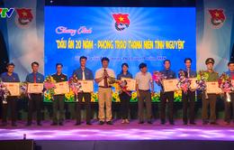 Dấu ấn 20 năm phong trào thanh niên tình nguyện tỉnh Thừa Thiên Huế
