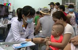 Đủ vaccine 5 trong 1 Quinvaxem đến hết tháng 9