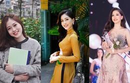 Hành trình từ sinh viên xinh đẹp, giỏi giang đến Á hậu 1 Hoa hậu Việt Nam 2018 của Bùi Phương Nga