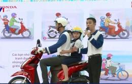 """670.000 học sinh tham gia chương trình """"An toàn giao thông cho nụ cười trẻ thơ"""""""