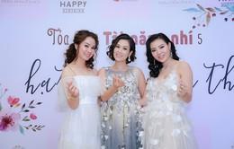 Diễn viên Thanh Hương và Hà Hương hóa nàng thơ trên sàn diễn