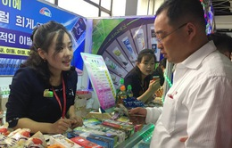 Khai mạc Hội chợ Thương mại Quốc tế mùa Thu Bình Nhưỡng, Triều Tiên