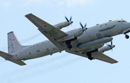 Máy bay quân sự Nga bị bắn rơi ở Syria