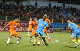 SHB Đà Nẵng 0-0 Sanna Khánh Hòa BVN: Chia điểm đáng tiếc!