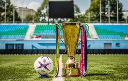 Cúp vàng AFF Suzuki Cup 2018 đến Việt Nam vào tháng 10