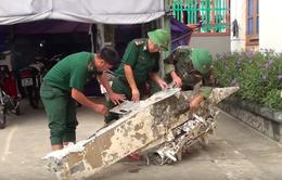 Quảng Bình phát hiện vật thể nghi là máy bay rơi xuống biển