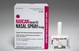 Narcan - loại thuốc có thể cứu sống người sốc ma túy