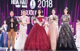 Ảnh: 10 người đẹp giành giải thưởng phụ tại Hoa hậu Việt Nam 2018