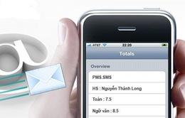 Các trường ở Hà Nội triển khai miễn phí sổ liên lạc điện tử