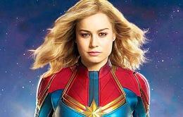 """Vừa lộ diện, nữ siêu anh hùng Captain Marvel đã khiến người hâm mộ """"đứng ngồi không yên"""""""
