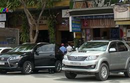 Giao thông chuyển biến do thu phí đỗ xe