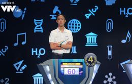 """Á quân Đường lên đỉnh Olympia 2018 Lê Thanh Tân Nhật: """"Không hối tiếc vì những điều đã qua"""""""