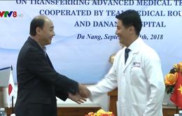 Chuyển giao kỹ thuật ghép gan tại Bệnh viện Đà Nẵng