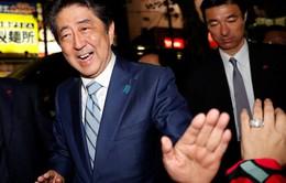 Đảng LDP bầu Chủ tịch: Thủ tướng Shinzo Abe có tỷ lệ ủng hộ cao