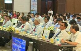 Hội nghị thường niên Hiệp hội cảng biển Việt Nam: Hầu hết các doanh nghiệp gặp khó khăn