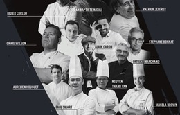 13 siêu đầu bếp trên thế giới tề tựu tại Hà Nội
