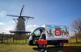 Hà Lan: Startup hưởng lợi từ thị trường tạp hóa trực tuyến