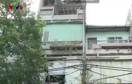 Đà Nẵng lúng túng di dời nhà tập thể xuống cấp