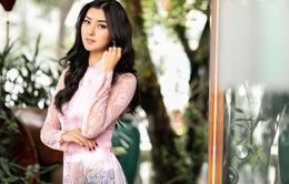 Hoa hậu Quốc tế 2017 đẹp hút hồn khi diện áo dài Việt Nam