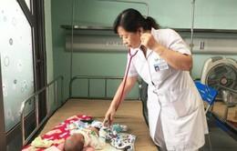 Gia tăng trẻ nhiễm virus hợp bào hô hấp